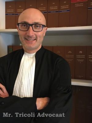 Mr.Tricoli Advocaat logo